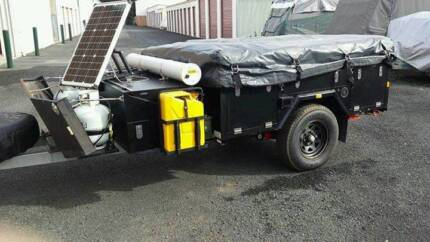 Customized Campertrailer Nowra Nowra-Bomaderry Preview
