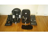 Britax pushchairs, car seats and car carrycot