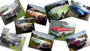 Ford Classic car parts and accesories