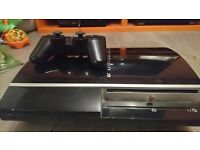 PS3, not updated for years, 1TB HDD upgrade £60