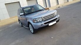 Land Rover Range Rover LHD 4.4 Petrol * * can be uk registered* ready Export* Left hand drive*