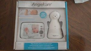 Angelcare video, movement, and sound monitor