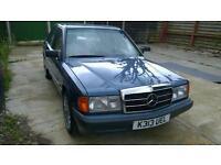 Mercedes 190e for sale