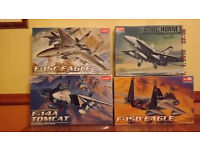 WANTED :- Unmade & Boxed Model Kits to buy in Bulk or Job Lots , 1/72, 1/35, 1/48