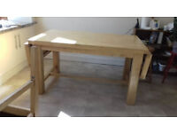 Country Kitchen Solid Pine Table