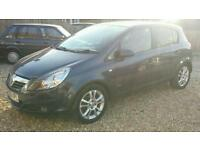 Vauxhall corsa sxi 1.4 petrol 80k fsh electric windows air con 12months m.o.t 5 door hatch