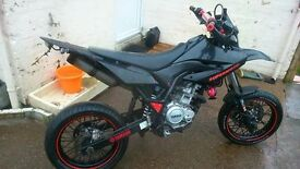 Swapz px or £2100 2011 yamaha wr 125x look!!!!!