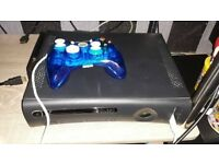 xbox360 with 26 games