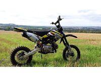 KM125MX 125cc Pit Bike