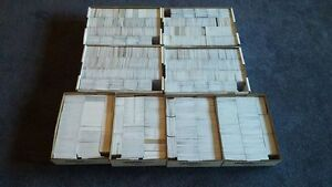 Thousands of base hockey cards for sale