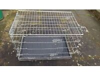 Large Dog/Puppy Cage Crate For Sale