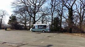 Wanted ice cream van sink and freezer ma take hole van