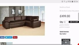 Brand new sofas for sale. Maybe able to deliver depending on where you are.