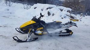 2005 skidoo 1000 with bikeman engine