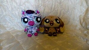 Littlest Pet Shop Online Stuffed Toys