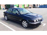 Jaguar X Type - 2005 - 2.2 Diesel - 90000 miles - Sat Nav, Electric Seats, Multi CD, Parking Sensors