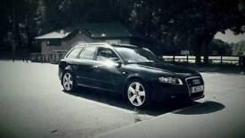 Audi A4 Avant, S-Line, Black, 90k, EXCELLENT CONDITION, 2.0 diesel