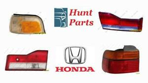 Honda Accord 1998-1999-2000-2001-2002 Headlamp Taillamp Head Tail Trunk Lid Light Lamp