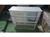 Cold Frame. Hard Plastic. Ideal for tomatoes and seedlings