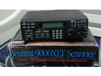 Bearcat 9000 dot scanner New £250 comes with Andaman new condition £130