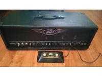 Peavey VK-100 Valveking Full Tube Guitar Amplifier Head