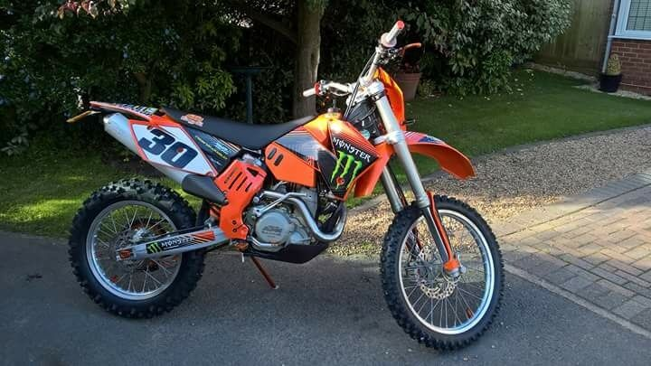 2005 ktm 400 exc for sale   in Woking, Surrey   Gumtree 7b8a56f6d6