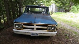 1968 GMC C 10 Pickup Truck (longbox)