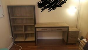 Home Office Furniture-Desk, Bookcase, File Cabinet, Office Chair