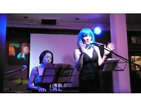 Mature female singer looking for female keyboard player for fun light hearted gigs