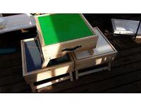 Lego Play & Storage Boxes