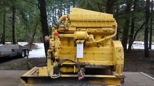 Industrial CAT 3306 Aftercooled.