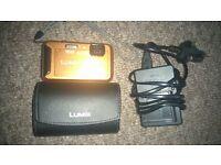 Panasonic Lumix digital camera ( waterproof )