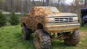 Looking for a old ford project truck