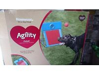 Dog agility flyball new in box