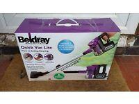 Beldray quick vac lite hand held vacuum cleaner