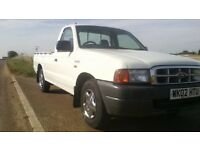 Ford Ranger 2002. Great truck, low mileage