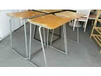 School type desk (large stock)