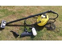steam cleaner with extras
