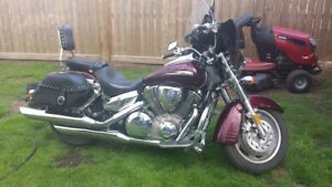 2007 Honda VTX 1300 Real Nice Bike Needs Nothing SELL/TRADE