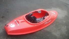 Fluid Element Surf Kayak Medium For Sale