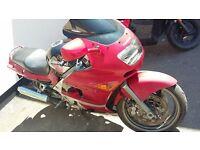 1999 Kawasaki 600 ZZR