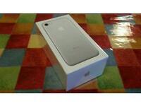 IPhone 7 32g silver. Unlocked