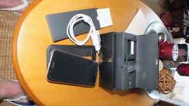"Huawei G8 – smartphone, black, Dual-sim, 32GB, 3GB, 5,5"" – like new condition"