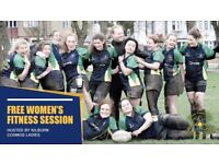 Free Women's Fitness Session
