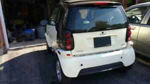 2005 smart for two >> it has problem is that mostly not drive