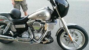 Harley Davidson Dyna Super Glide w/ Pro Charger