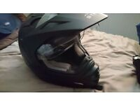 stealth crash helmet