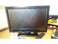 14 inch TV/DVD combi