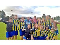 Women's / Ladies Football players wanted to play in the premier league