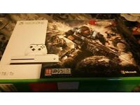 X Box One S 1tb And Accessories And Games